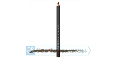 Карандаш для глаз L.A. GIRL Eyeliner Pencil Brown-Black, коричневый